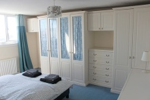 Three spacious bedrooms